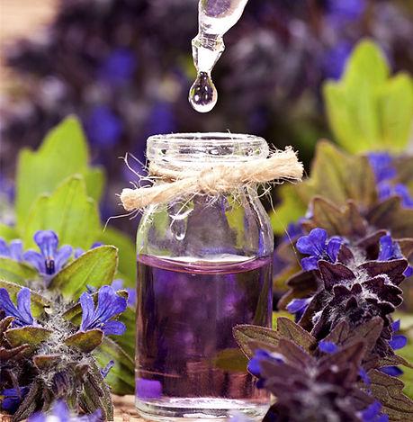 lavender oil for skincare