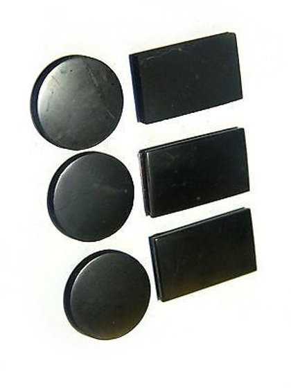Shungite Plates For Electronic Devices EMR Protection