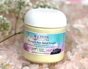 Shungite Arnica Pain Relief Cream
