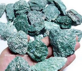 "Fuchsite Medium Size ""The Healer Stone"""