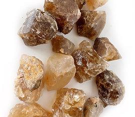 Golden Imperial Topaz Rough Natural