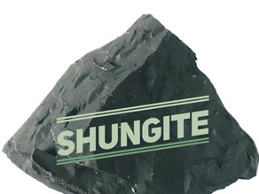 SHUNGITE Everything You Always Wanted To Know About Shungite. Information, Studies, Tests and More