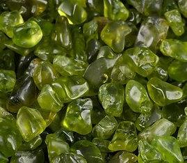 Peridot Rough Crystals Natural