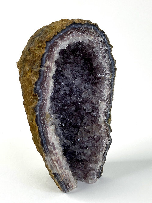 Amethyst Geode Petite Cathedral 1 Lb