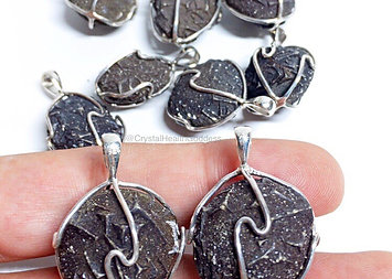 Authentic Boji Stone Pendant Super Rare