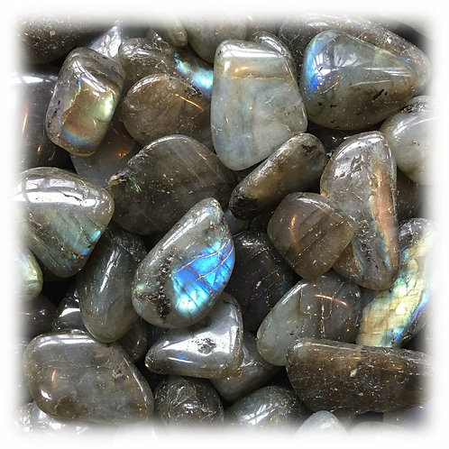 Labradorite Tumbled Stone Natural