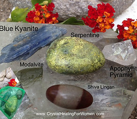 Kundalini Awakening Chakra Activation Crystals