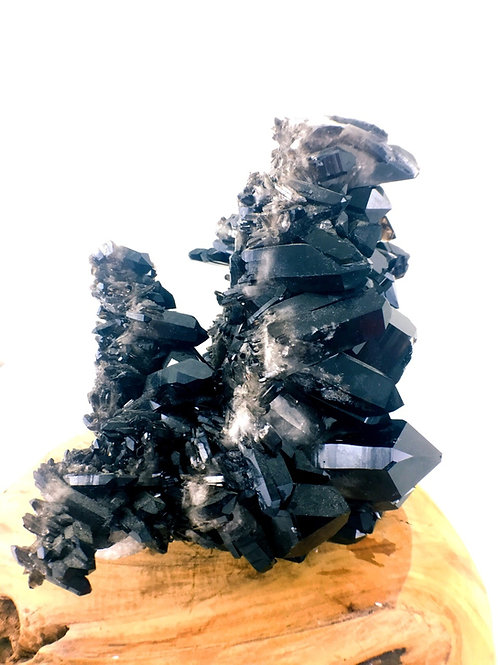 Collector Piece Smokey Quartz Spectacular Crystal Specimen