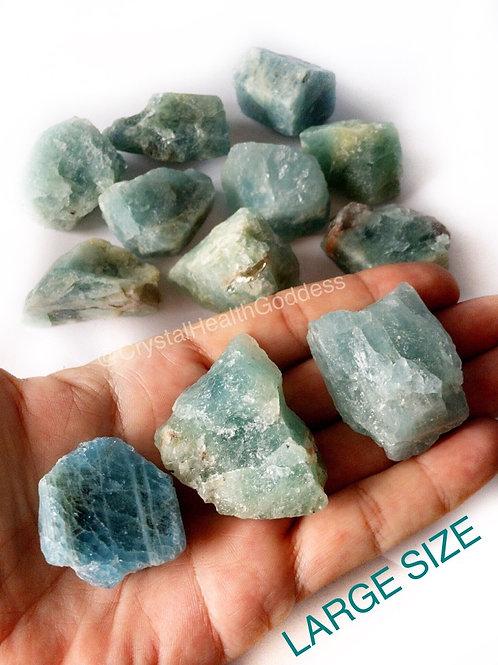Aquamarine Rough Crystals 100% Natural
