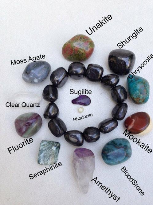 Supreme Healer, Overcoming Sickness, Ultimate Crystal Healing Kit