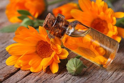 calendula oil for skincare
