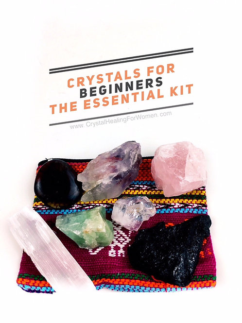 Crystals For Beginners The Essential kit