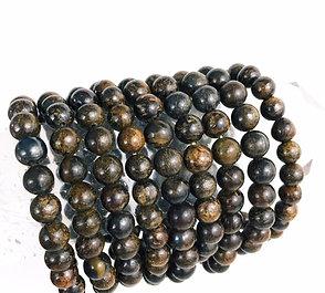 Bronzite Bracelet Powerful Protection Jewelry