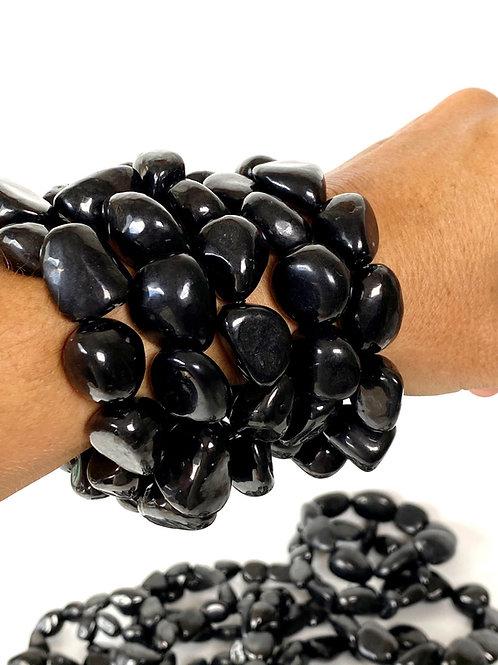 Shungite Nugget Bracelet