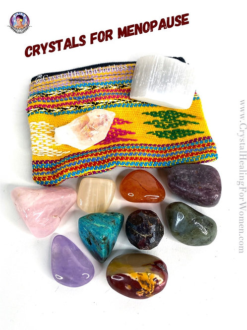 Crystals For Menopause