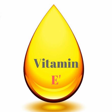 vitamin e oil for skincare