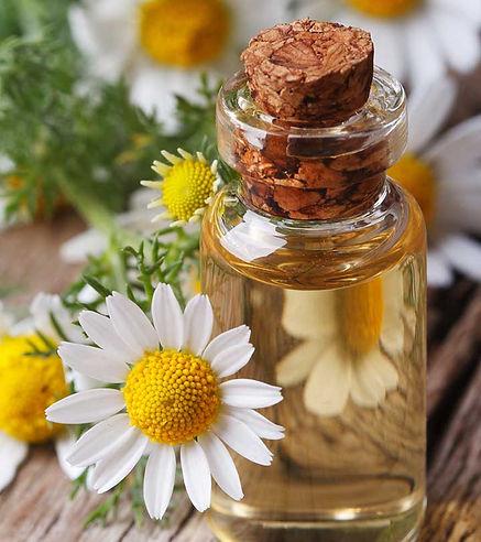 Chamomile Oil for skincare