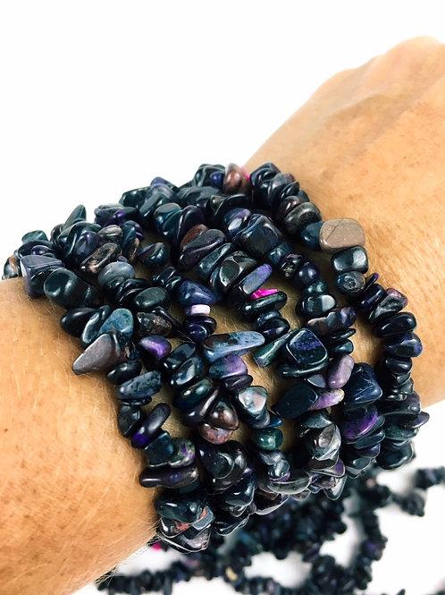 Natural Sugilite Healing Bracelet