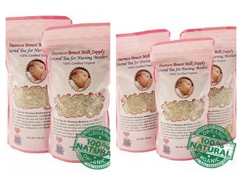 5 Bags of Sacred Tea For Nursing Mothers