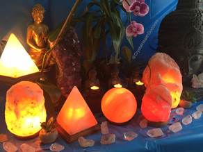 Himalayan Salt Lamps For Beautiful Decor and Their Health Benefits!