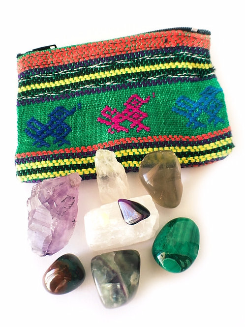 Cancer Support Crystal Healing Kit