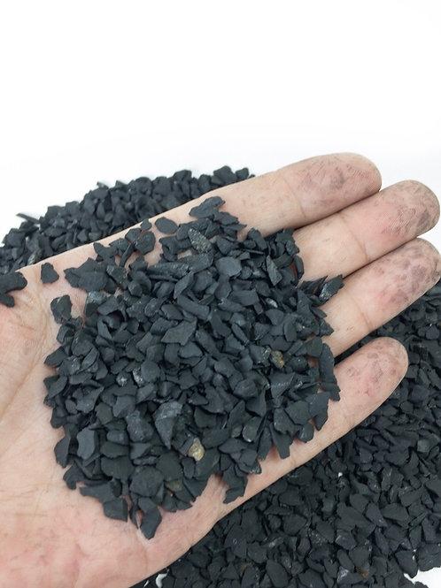 Shungite Granules Rough Natural