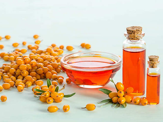 sea buckthorn for skincare
