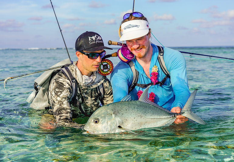 Austin & Rick with a GT from the flats of Napolean City