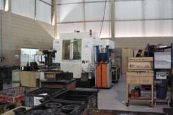 Centro de usinagem vertical LITZ