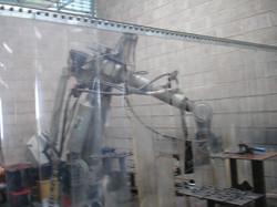 Robô pontilhador
