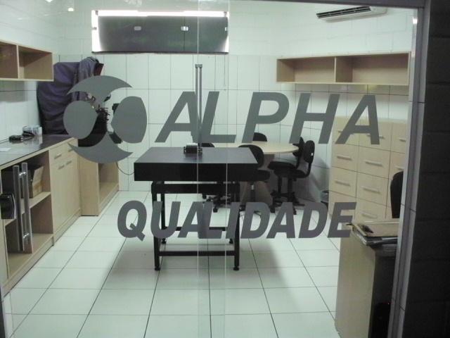 Sala controle de Qualidade
