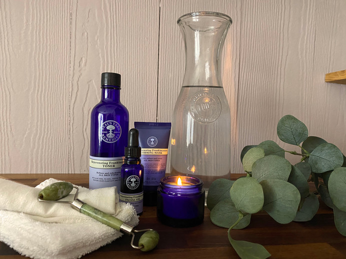 Neal's Yard Facial Products