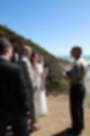 Paul Howell, Wedding Officiant