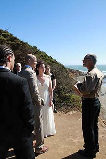 Paul Howell, Wedding Officiant