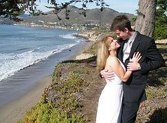 Shell Beach Wedding