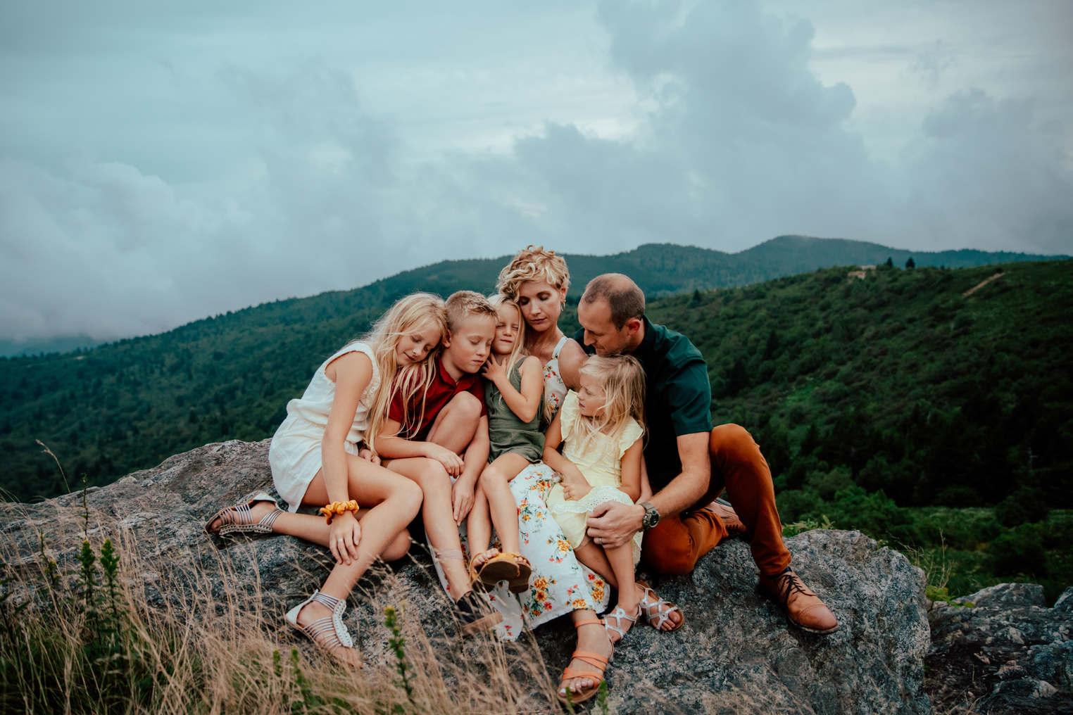 Family Adventure Photoshoot