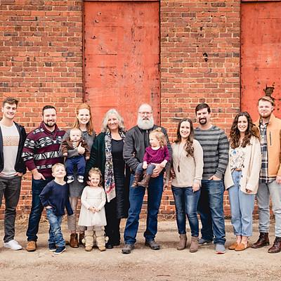 Cofer Family