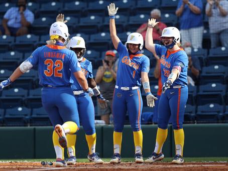 Florida Gators On The Diamond: Sometimes You're The Broom, Sometimes You're The Dirt