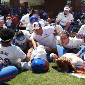 Tim Walton And Florida Gators Softball Has A Team Of Championship-Caliber Comeback Kids