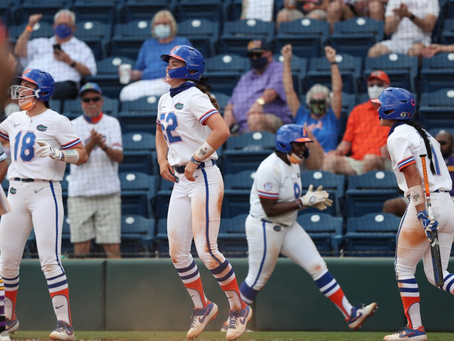 The Time Is Right: Florida Gators Softball Is Peaking Into Serious Contenders