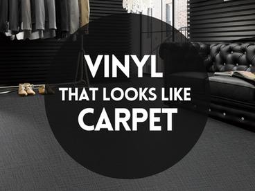 It's Hard to Believe It's Not Carpet!