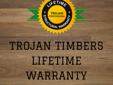 Trojan Announce Lifetime Warranty!