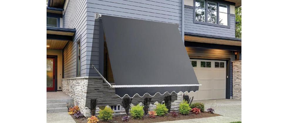 External Blinds - Retractable Outdoor