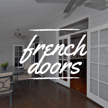 French Door Benefits