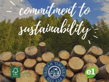 Trojan's Commitment to Sustainability