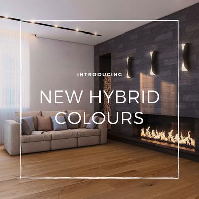 New Hybrid Colours