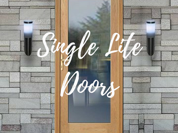 Single Lite Door Rejuvenation