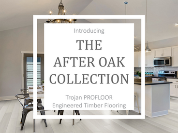 """Introducing the """"After European Oak"""" Collection."""