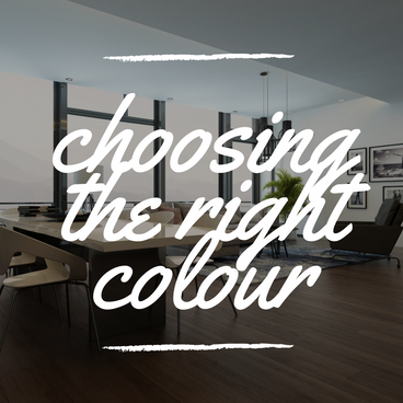 Choosing Colours for your Timber Floor