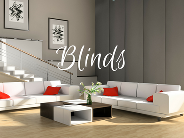 Blinds: Venetian, Roller or Panel Glide?